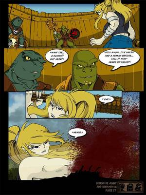 8muses Furry Comics [Yawg] The Legend Of Jenny And Renamon 3 image 18
