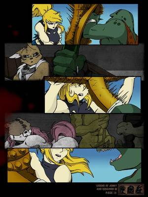 8muses Furry Comics [Yawg] The Legend Of Jenny And Renamon 3 image 19