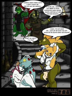 8muses Furry Comics [Yawg] The Legend Of Jenny And Renamon 3 image 33