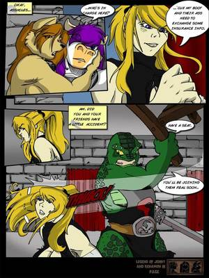 8muses Furry Comics [Yawg] The Legend Of Jenny And Renamon 3 image 35