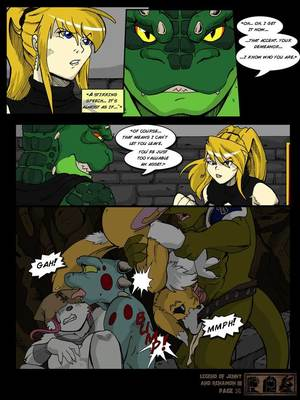 8muses Furry Comics [Yawg] The Legend Of Jenny And Renamon 3 image 37