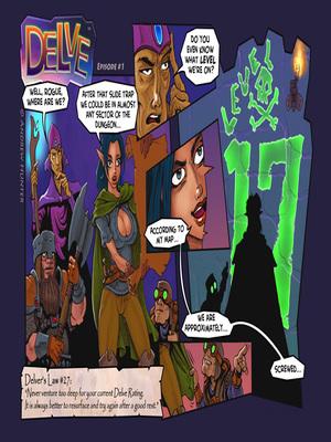 8muses Adult Comics Zarathul- Delve image 01