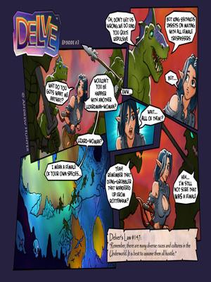 8muses Adult Comics Zarathul- Delve image 03