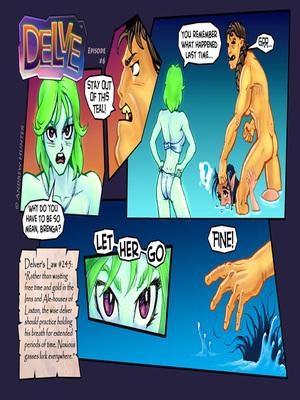 8muses Adult Comics Zarathul- Delve image 06