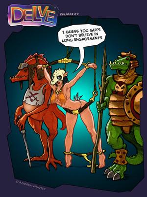 8muses Adult Comics Zarathul- Delve image 09