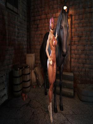 Zz2tommy- Backalley Horsing 8muses 3D Porn Comics
