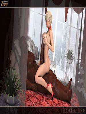 8muses 3D Porn Comics ZZomp- High Class Whore image 08