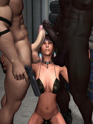 8muses 3D Porn Comics Zzomp- Julia Chang Exposed image 10