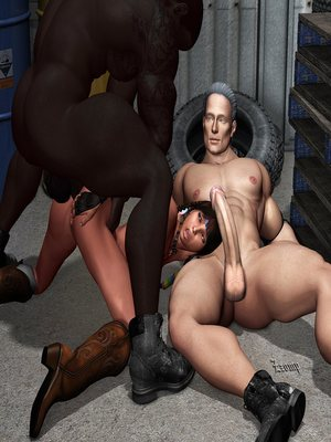 8muses 3D Porn Comics Zzomp- Julia Chang Exposed image 15
