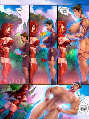 8muses Porncomics ZZZ – Snow white and seven amazons image 13