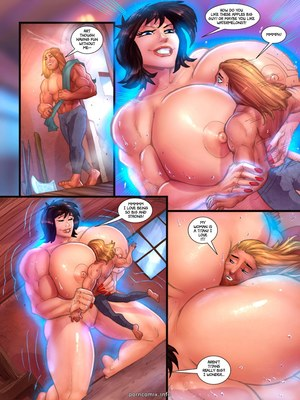 8muses Porncomics ZZZ – Snow white and seven amazons image 22