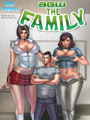 ZZZ- AGW The Family 8muses Adult Comics
