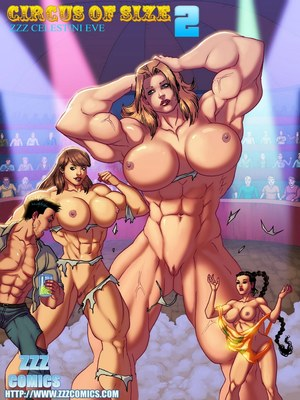 ZZZ-Circus of Size 2 8muses Porncomics