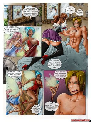 8muses Adult Comics ZZZ Comics- Pixie No More image 02