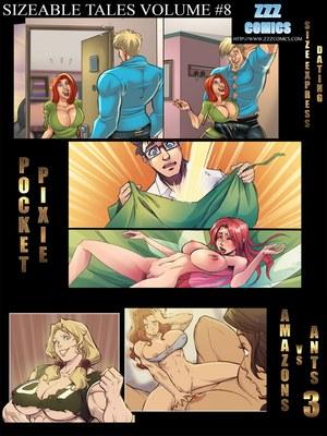 ZZZ Comics Sizeable Tales 8 8muses Porncomics