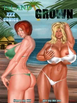 ZZZ COMIX- Island Grown 8muses 3D Porn Comics