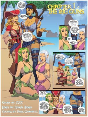 8muses Adult Comics ZZZ Comix- Thar BE GTS image 03