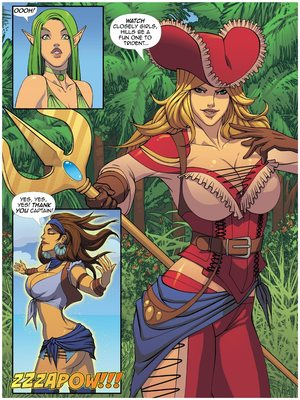 8muses Adult Comics ZZZ Comix- Thar BE GTS image 05