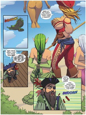 8muses Adult Comics ZZZ Comix- Thar BE GTS image 09