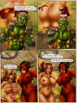 8muses Porncomics ZZZ- Pixie No More 06 image 12