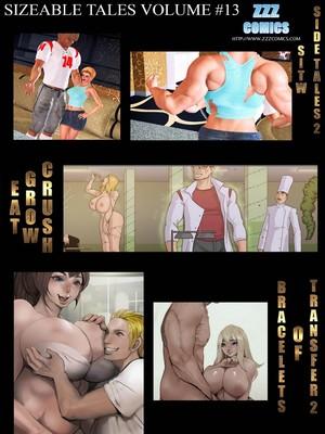 ZZZ- Sizeable Tales 13 CE 8muses Porncomics