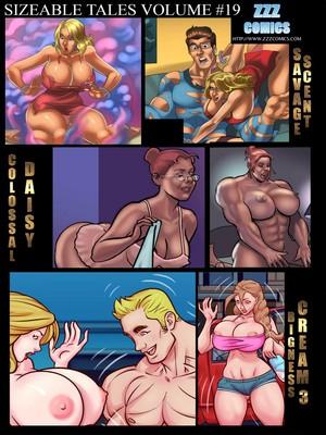 ZZZ- Sizeable Tales 19 CE 8muses Porncomics
