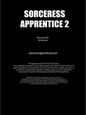 8muses Porncomics ZZZ- Sorceress Apprentice 2 CE image 02