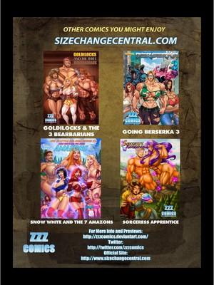 8muses Porncomics ZZZ- Sorceress Apprentice 2 CE image 22
