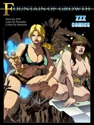 ZZZ- The Fountain Of Growth 8muses Adult Comics