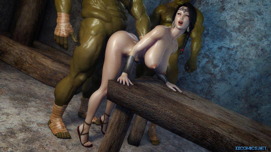 3д мультфильмы секс