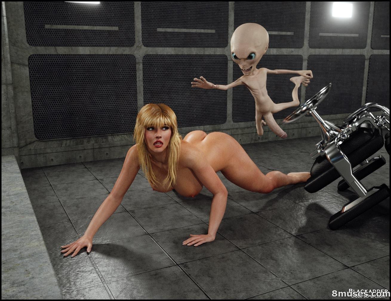 Смотреть секс люди и пришельцы, Блудливые Инопланетяне Fornicating Aliens () 8 фотография
