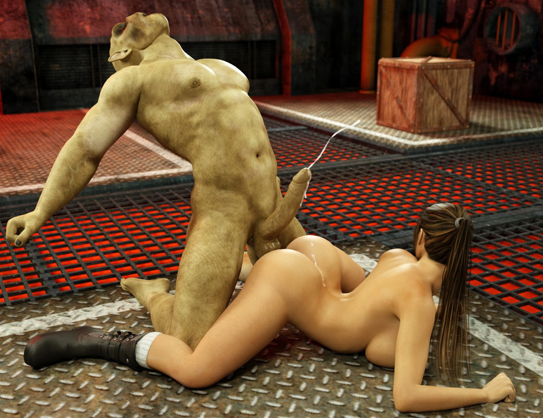 Секс Игры Чудовище