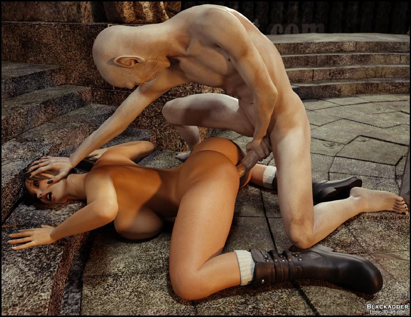 Смотреть новинки 3д порно с монстрами, Порно с монстрами, монстры и чудовища порно 8 фотография