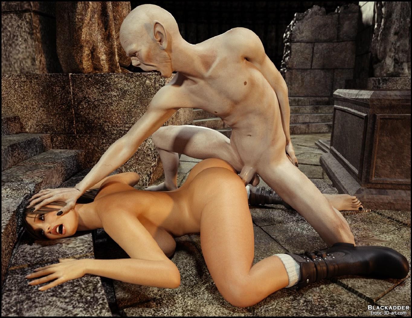 from Musa sexcomics 3d video monster