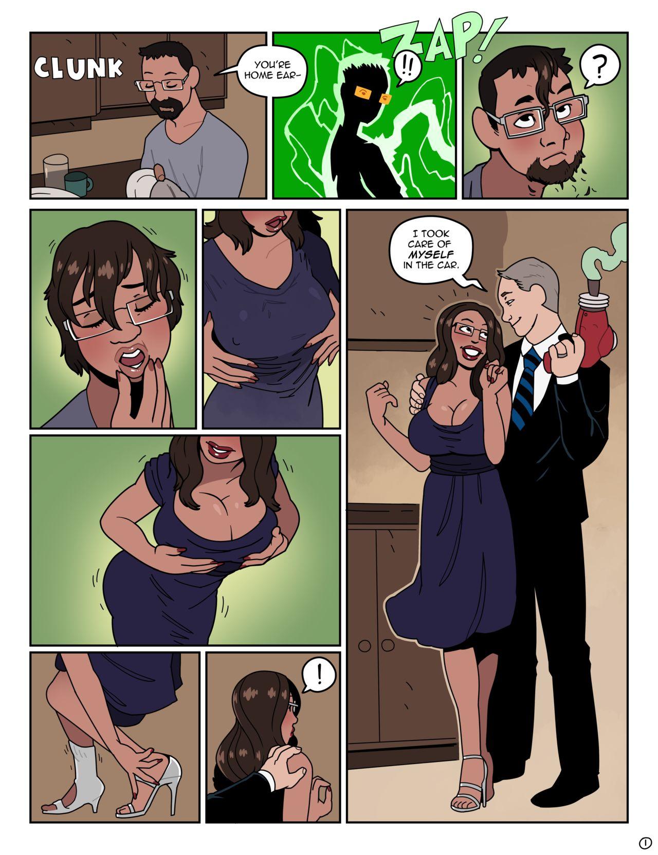 porn comics transformation by blackshirtboy