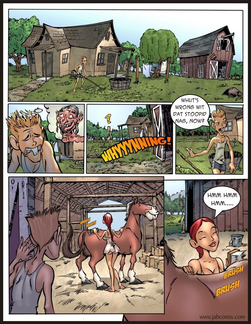 Farm Lessons Jab Comics Amazing jab comix – farm lessons 13 8muses jab comix - 8 muses sex comics