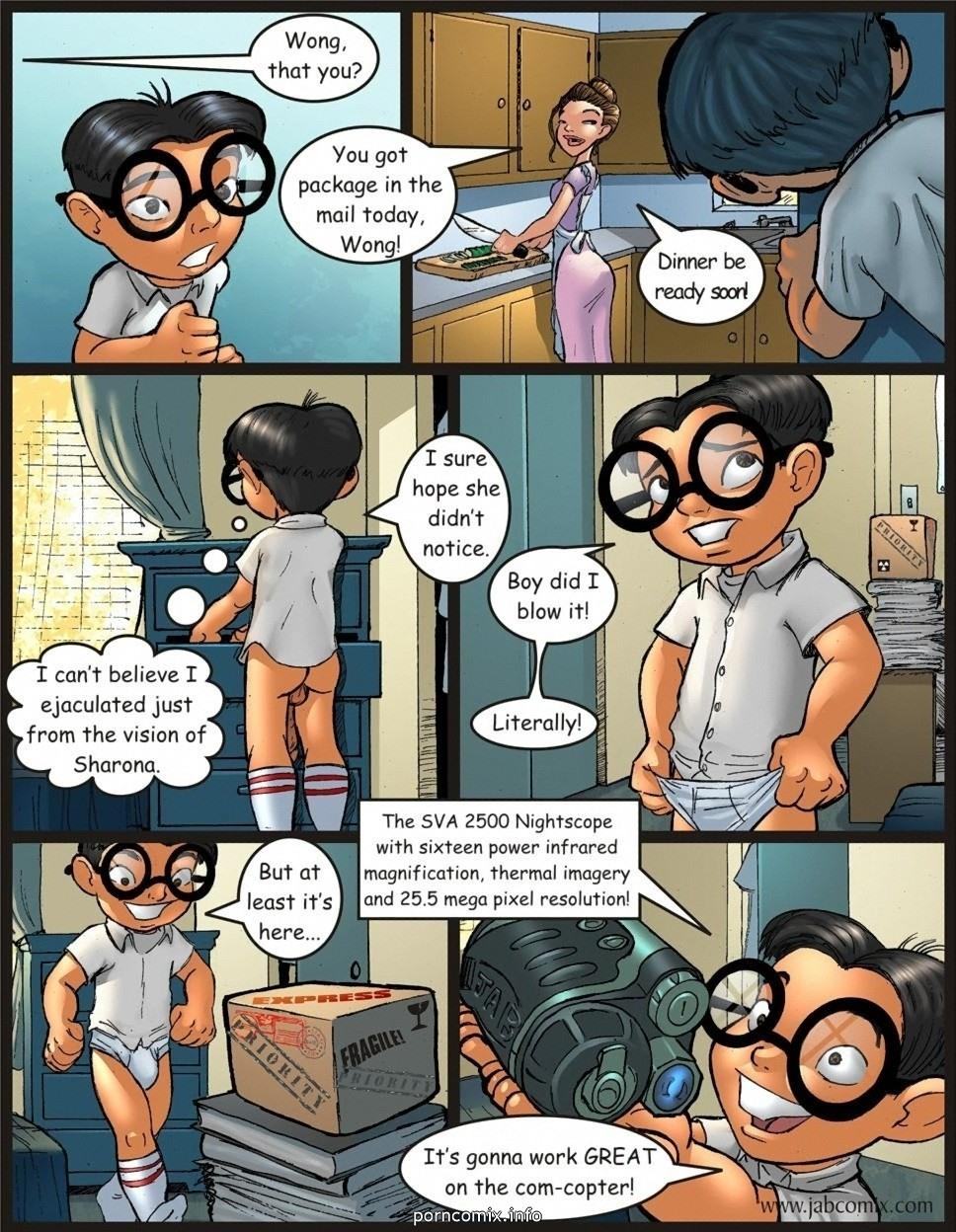 Jab Comix My Hot Ass Beautiful my hot ass neighbor 3 8muses jab comix - 8 muses sex comics