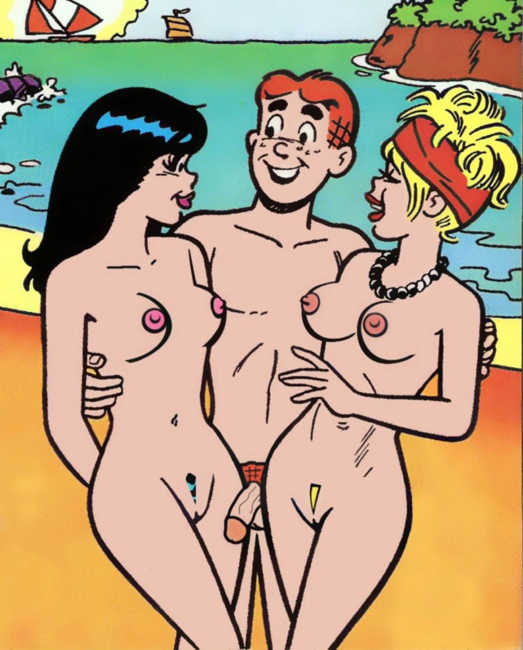 Archie rule 34
