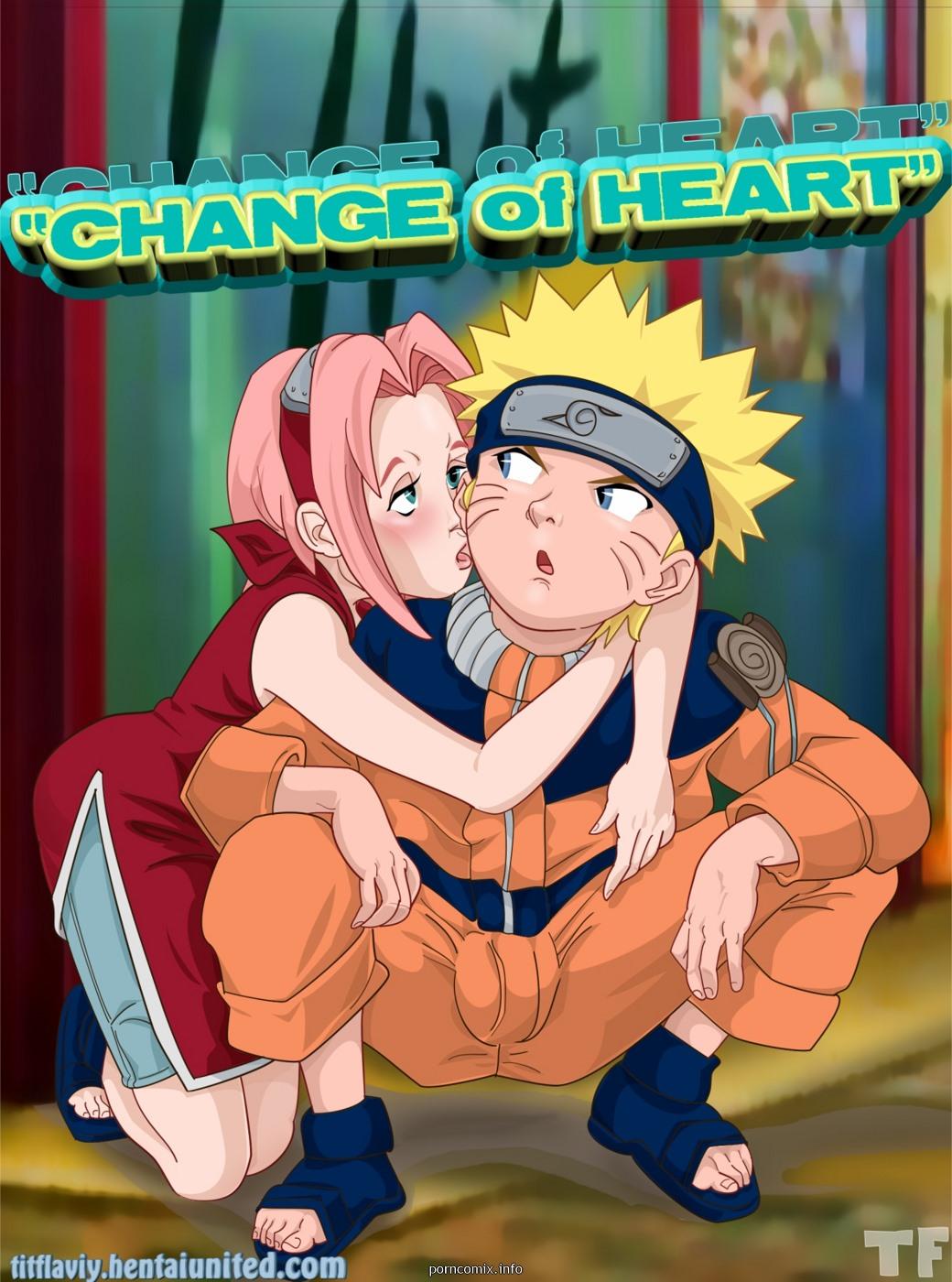 Naruto Hentai Manga Porn naruto -change of heart 8muses hentai-manga - 8 muses sex comics