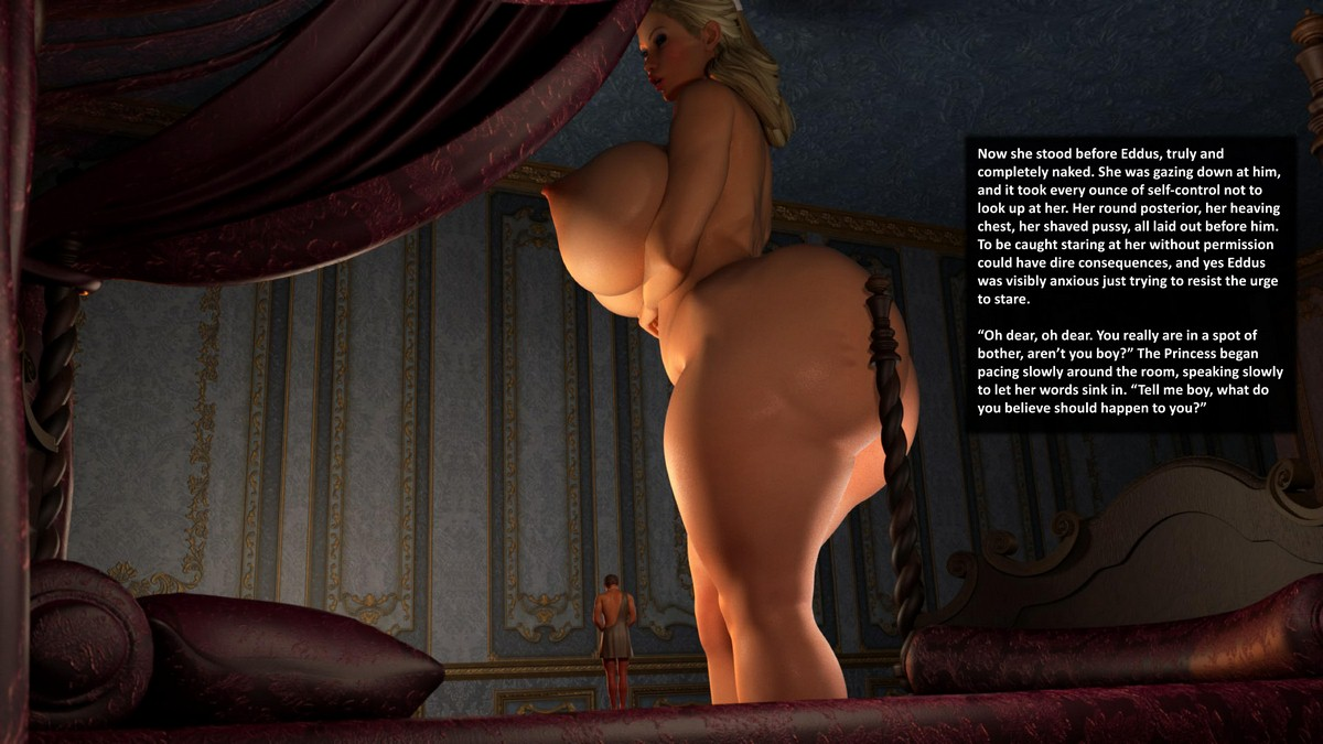 3D Porn Princess redfired0g- the princess and the peasant 8muses 3d porn