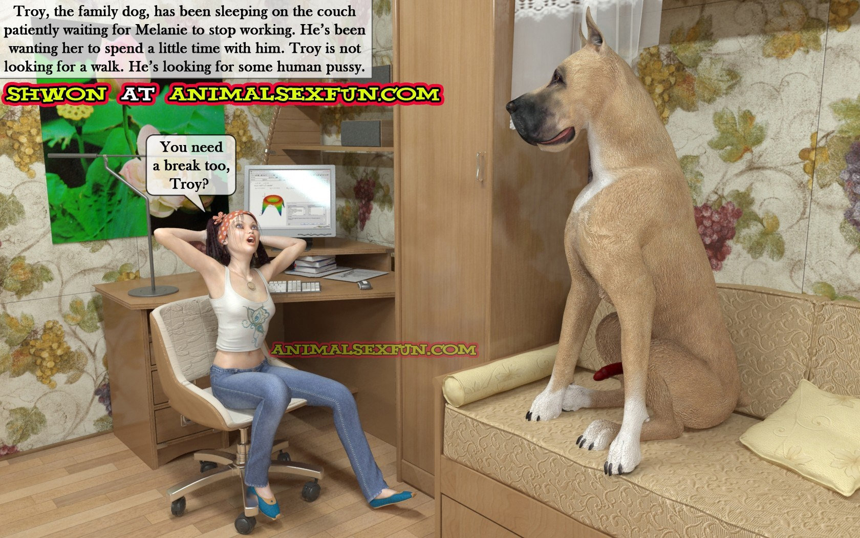 3D Zoo Porn shwan at- animal sex fun 8muses 3d porn comics - 8 muses sex